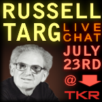 Russell Targ Remote Viewing science